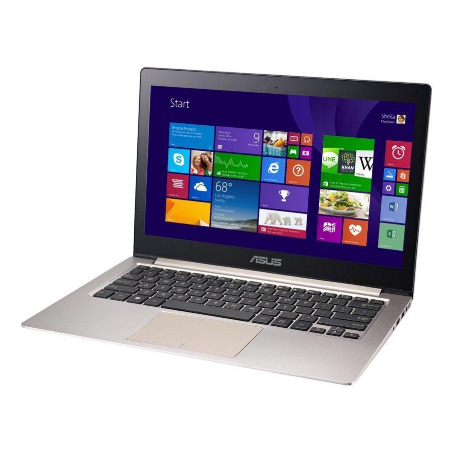 "Asus ZenBook 13,3"" Core i5-6200U 2,3 GHz  - SSD 128 GB - RAM 4 GB"