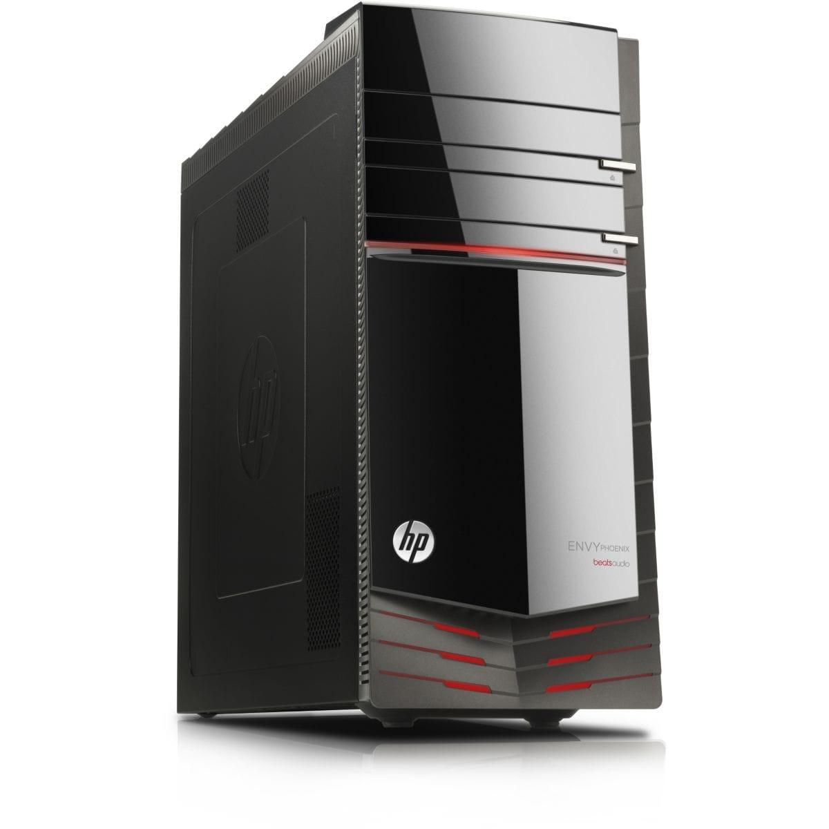 "Hp Envy Phoenix 0"" Core i7-4790K 4,0 GHz  - SSD 128 Go + HDD 3.072 To - RAM 16 Go- Nvidia GeForce GTX770"