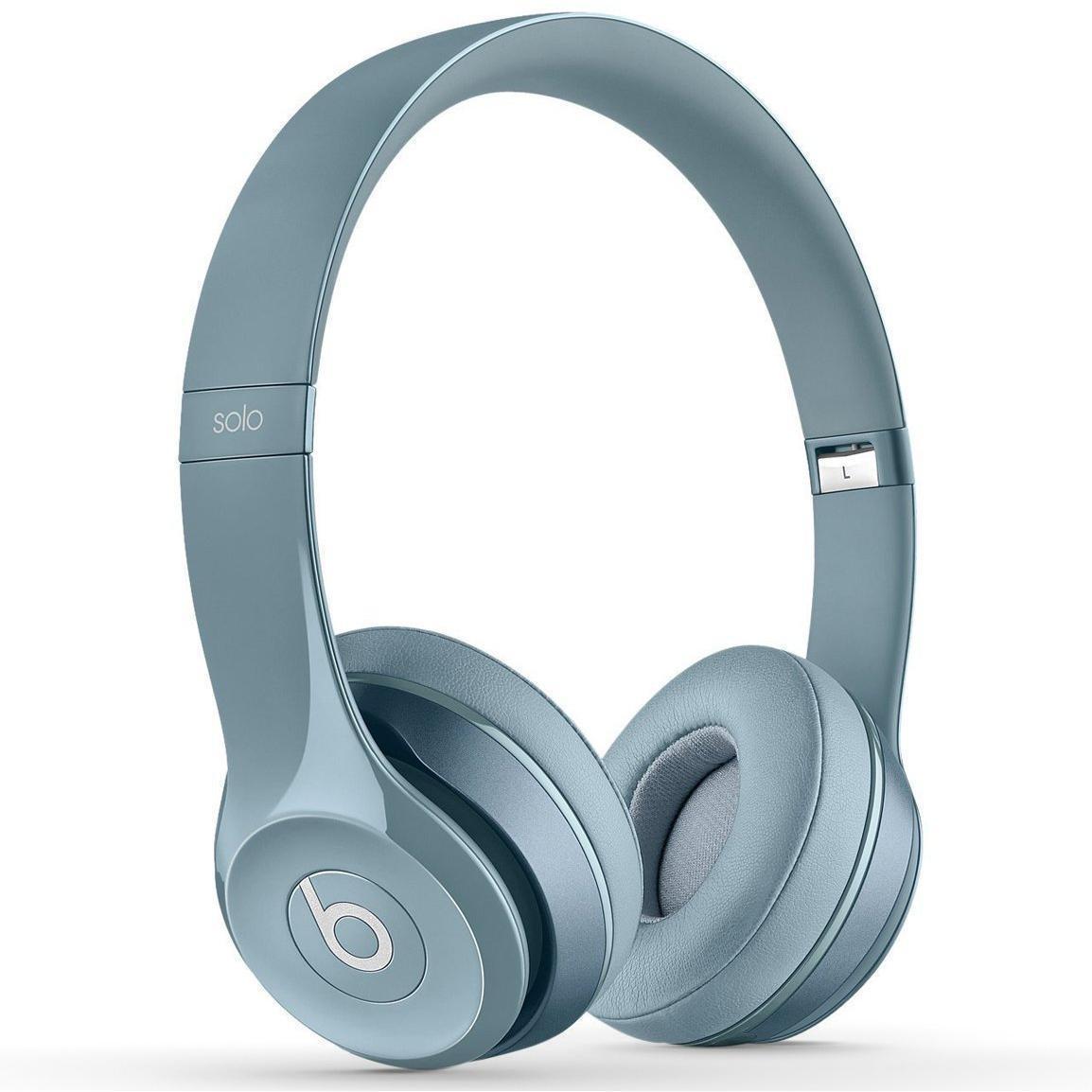 Beats by Dr. Dre Solo2 Auriculares De Diadema - Gris-Azulado
