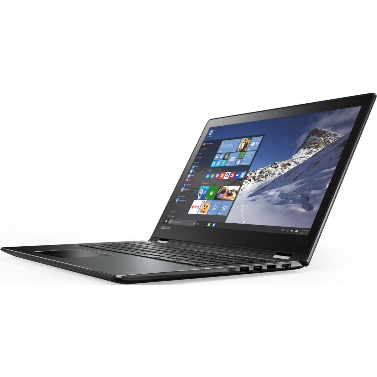 "Lenovo Yoga 15,6"" Core i5-6200U 2,4 GHz  - HDD 1.024 To - RAM 4 Go"