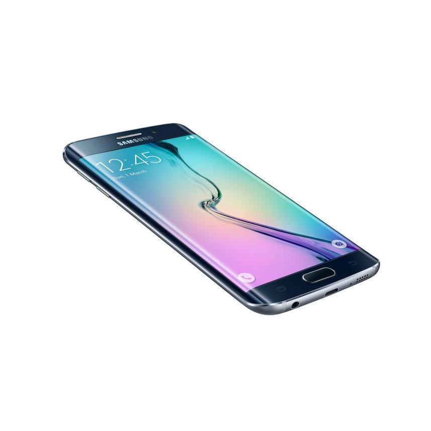 Samsung Galaxy S6 Edge 128 GB G925 4G - Blau - Ohne Vertrag