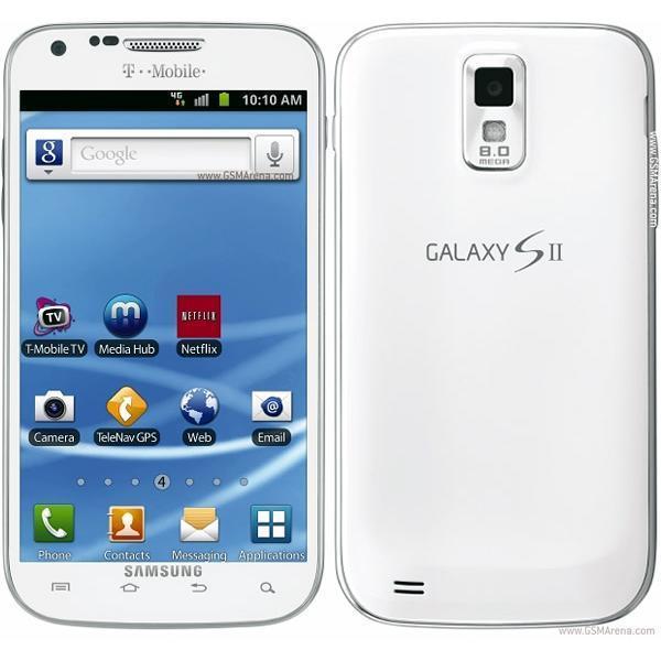 Samsung Galaxy S2 T989 16 Go - Blanc - Débloqué