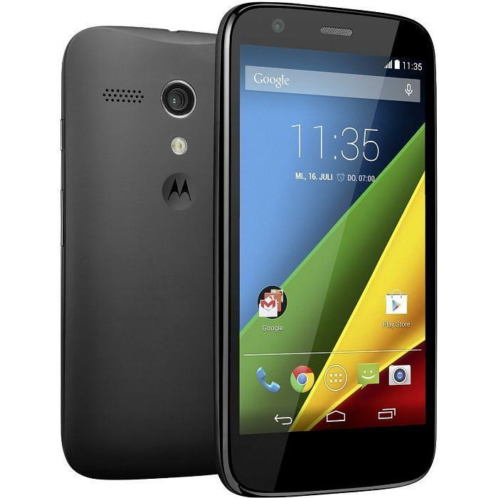 Motorola Moto X - 16GB - Schwarz - Ohne Vertrag