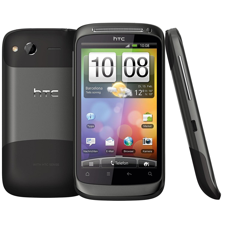 HTC Desire - Schwarz - Ohne Vertrag