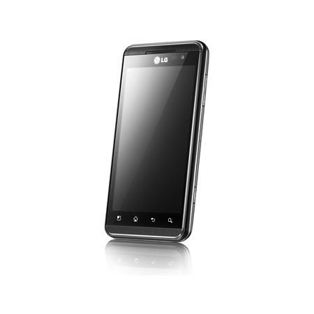 LG Optimus 3D P920 - 8 GB - Schwarz - ohne Vertrag