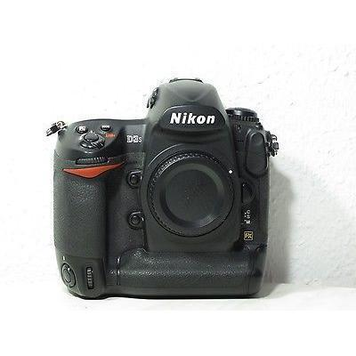 Nikon D3S Gehäuse - Schwarz