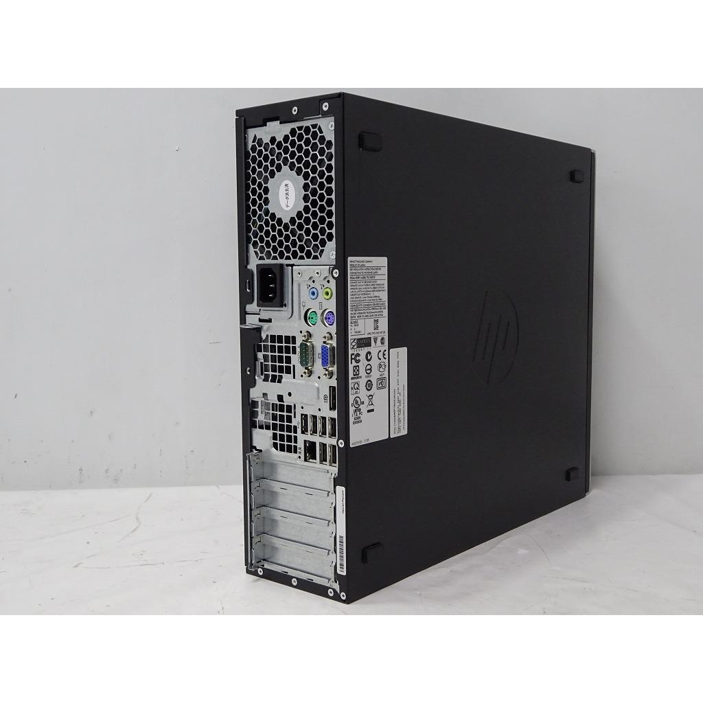 Hewlett Packard HP 6200 Pro sff  i3 3100 GHz  - HDD 500 GB - RAM 4 GB