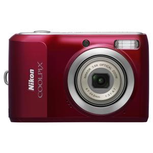 Nikon Coolpix L20 Compacto 10 - Vermelho