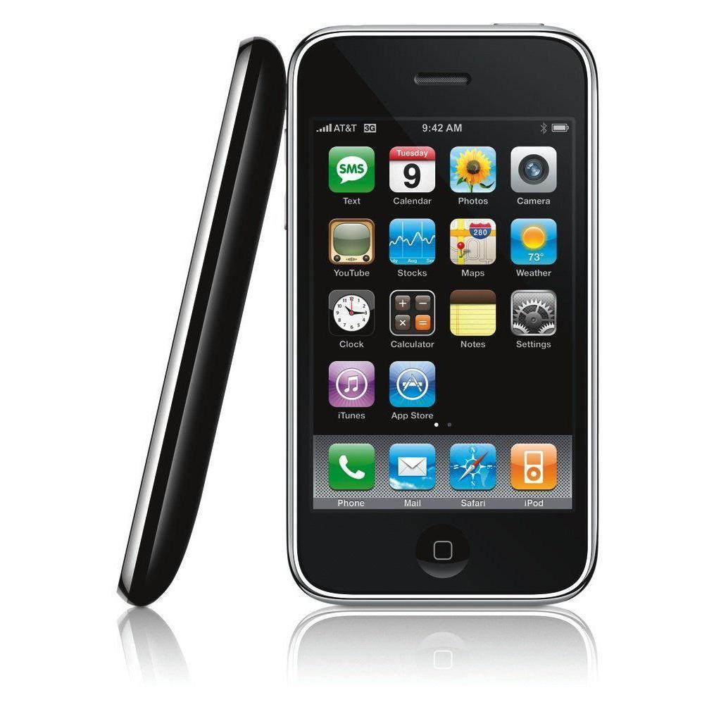 iPhone 3G 16 GB - Negro - Libre