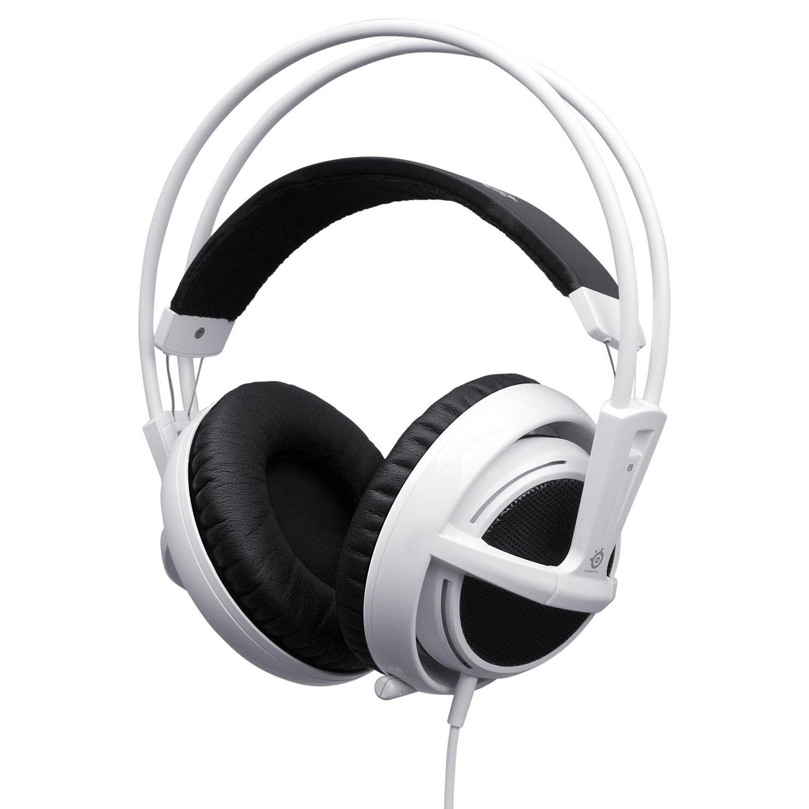 Auriculares Steelseries Siberia V2 - Blanco