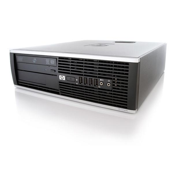 """HP Compaq 6005 Pro 22"""" Athlon x2 2,7 GHz  - HDD 160 Go - 4 Go"""