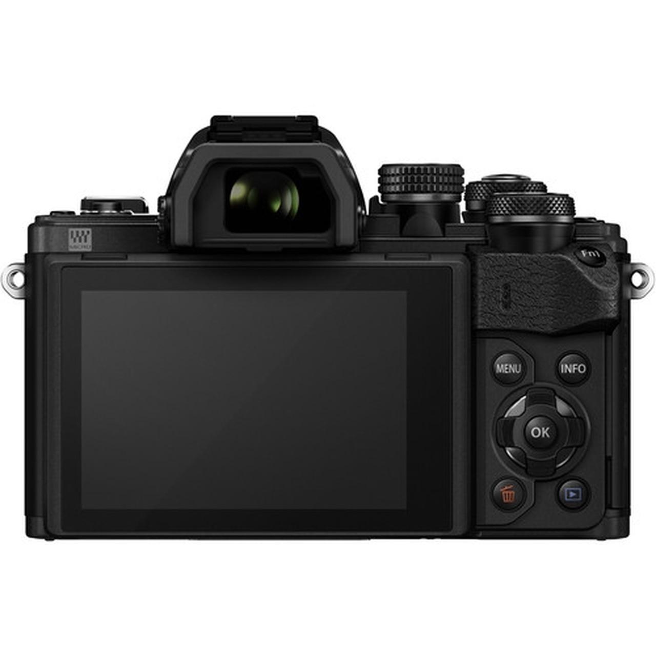 Olympus OM-D E-M10 II Hybrid 16 - Black