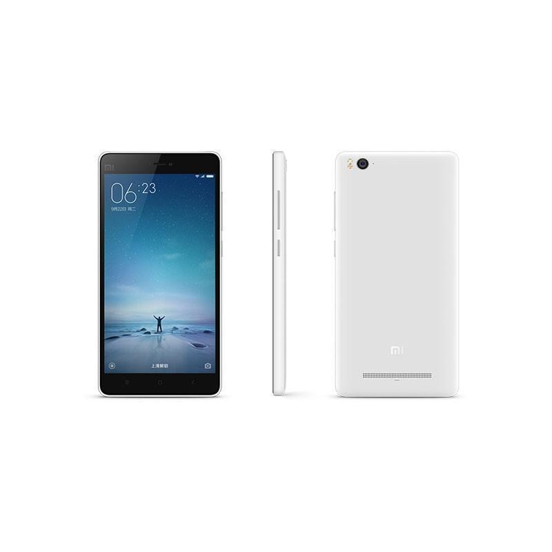 Xiaomi Mi 4C 16 Go - Blanc - Débloqué