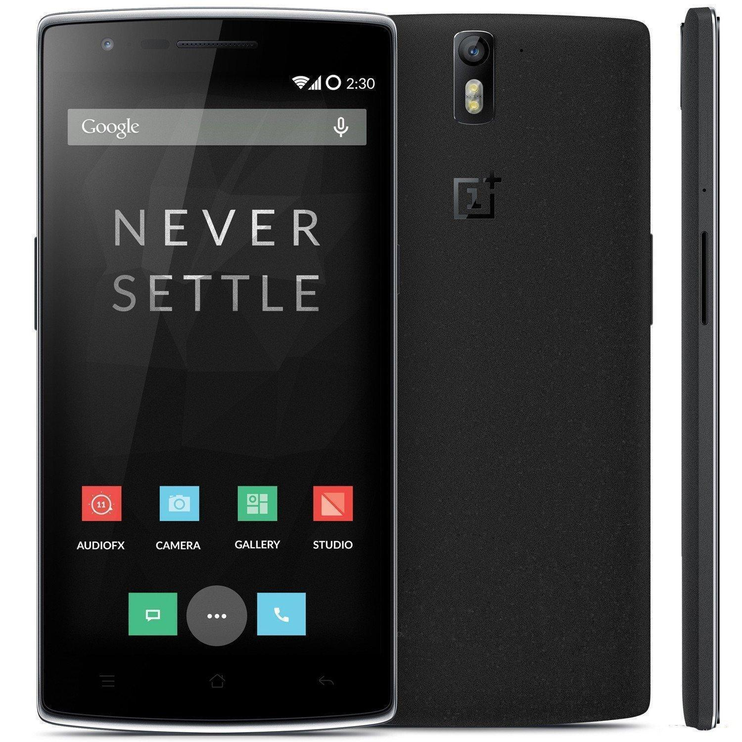 Oneplus One - Negro - 64 Gb - Libre