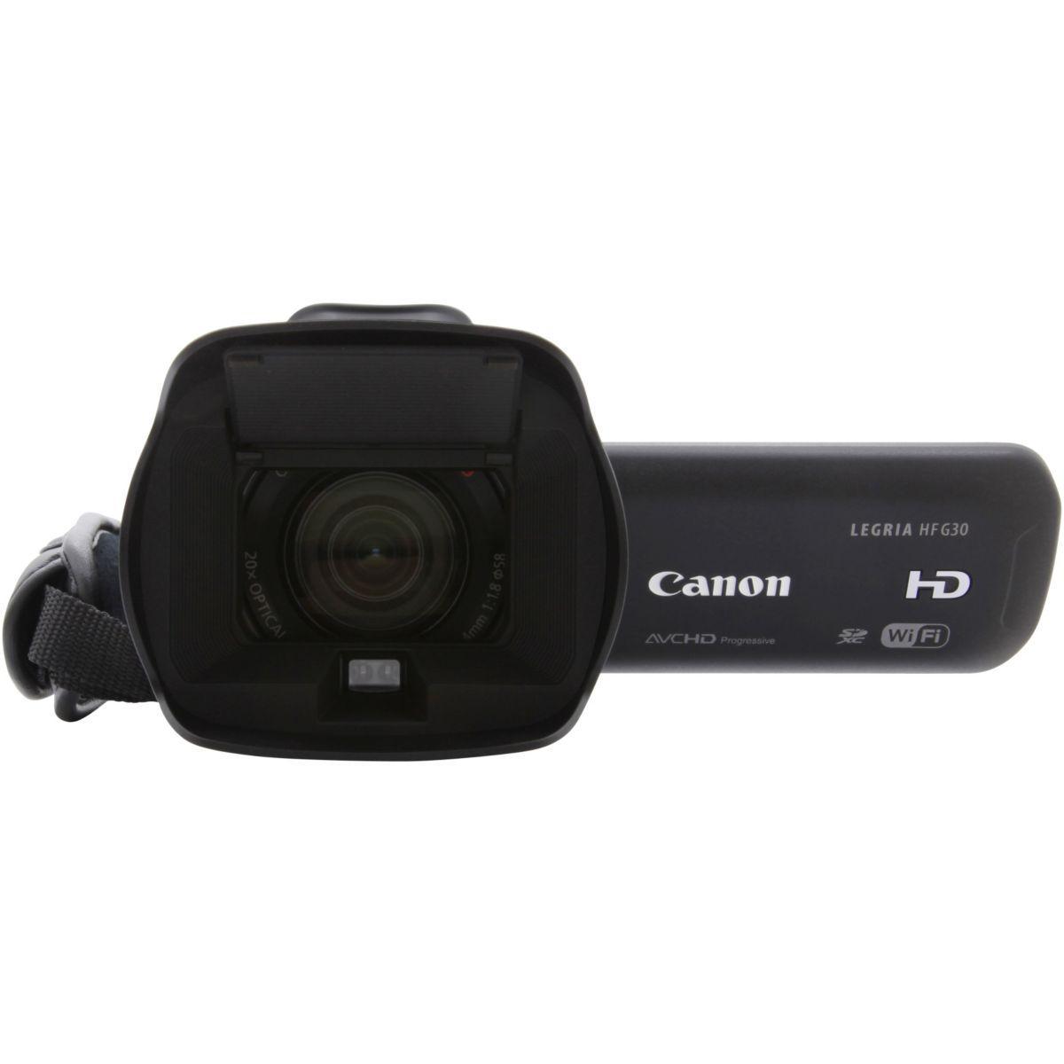 Caméra Canon Legria HF-G30 - Noir