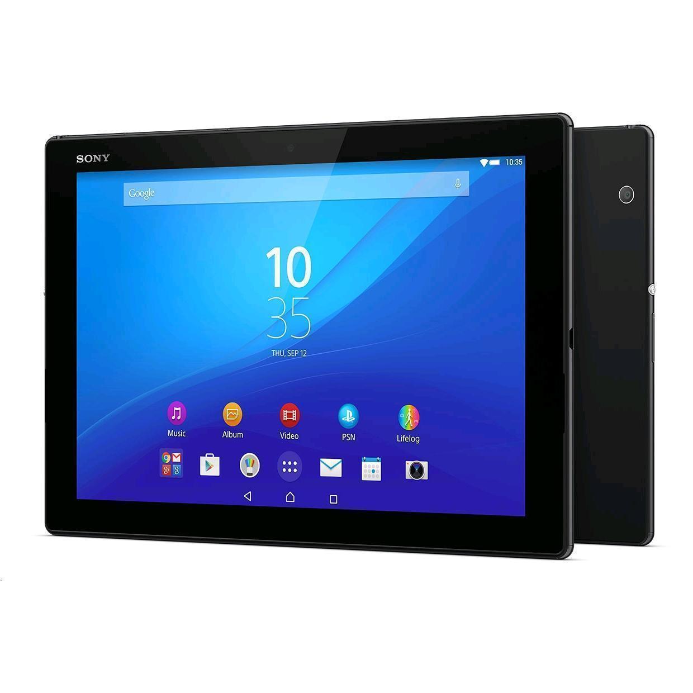 "Sony Xperia Z4 Tablet 10,1"" 32 Go - 4G - Noir - Débloqué"