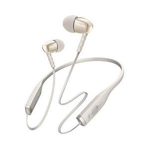 Ecouteurs Intra-auriculaire Bluetooth Réducteur de bruit - Philips UpBeat Metalix Pro SHB5950WT/00