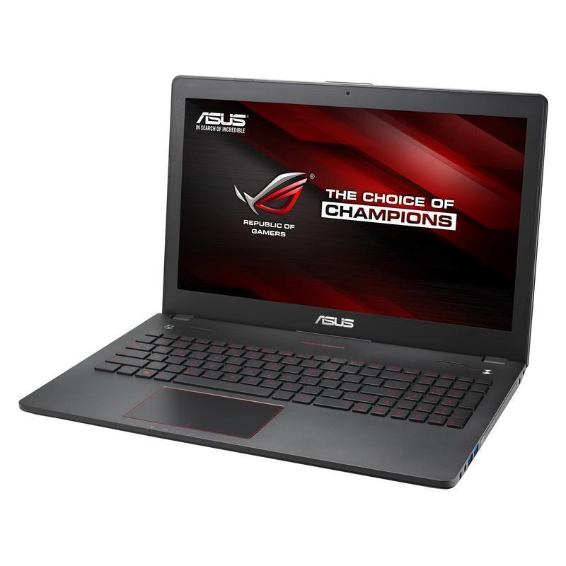"""Asus ROG G56JK-CN085H 15,6"""" Core i7 3,5 GHz - HDD 750 Gb - RAM 8 Gb"""
