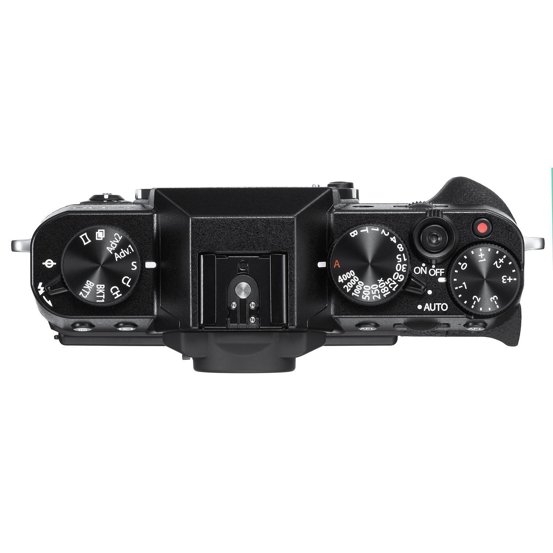 Fujifilm X-T10 schwarz Gehäuse