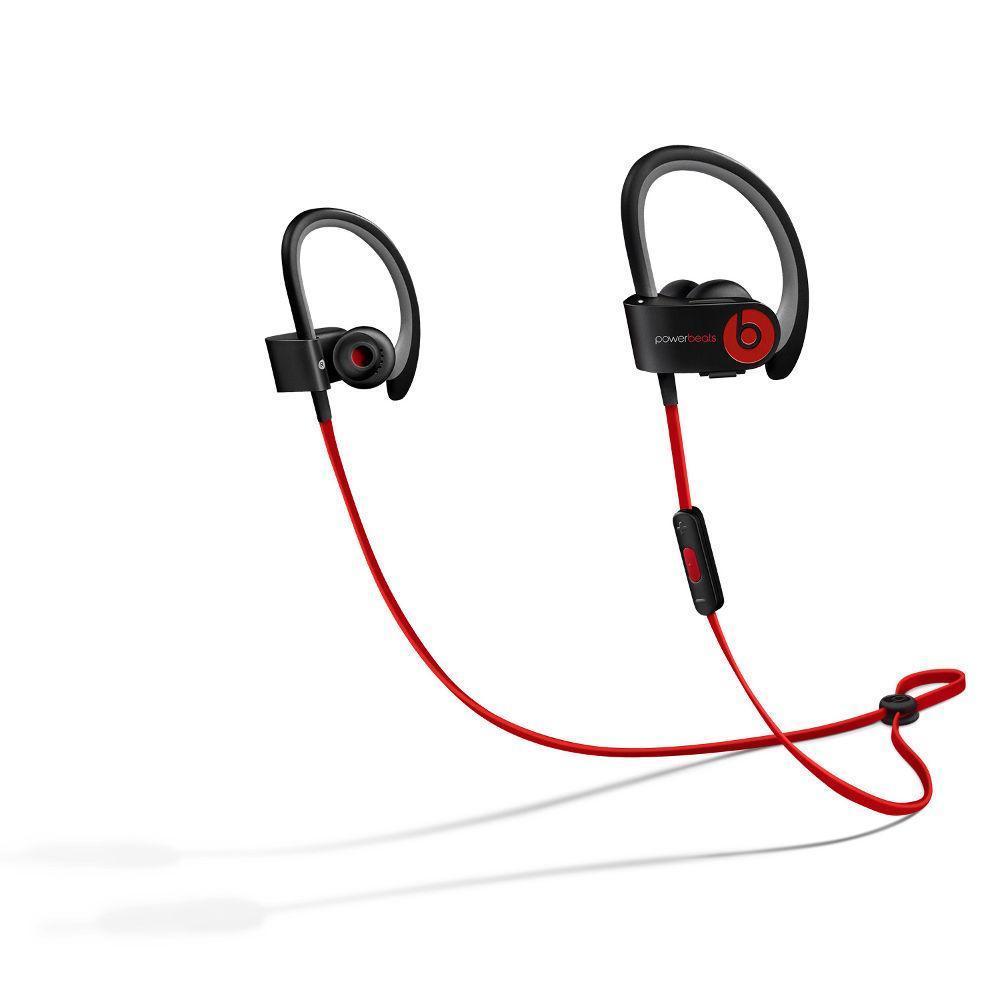 Auriculares Beats Powerbeats 2 - Rojo Negro
