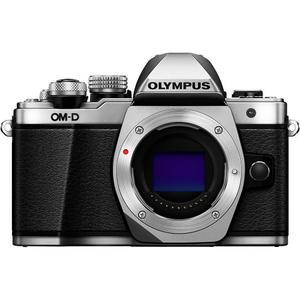 Híbrido - Olympus OM-D E-M10 Sin objetivo - Plata