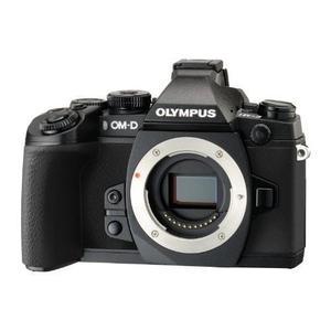 Hybride - Olympus OM-D E-M1 boitier nu - Noir