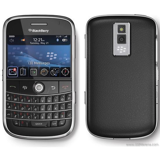 BlackBerry Bold 9000 - Noir - Débloqué QWERTY