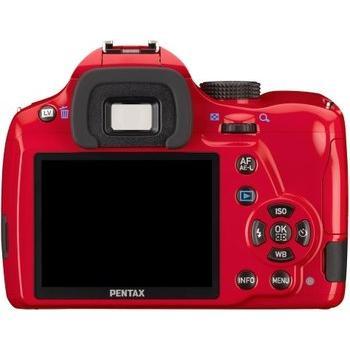 Réflex - Pentax K-50 Sin objetivo - Rojo