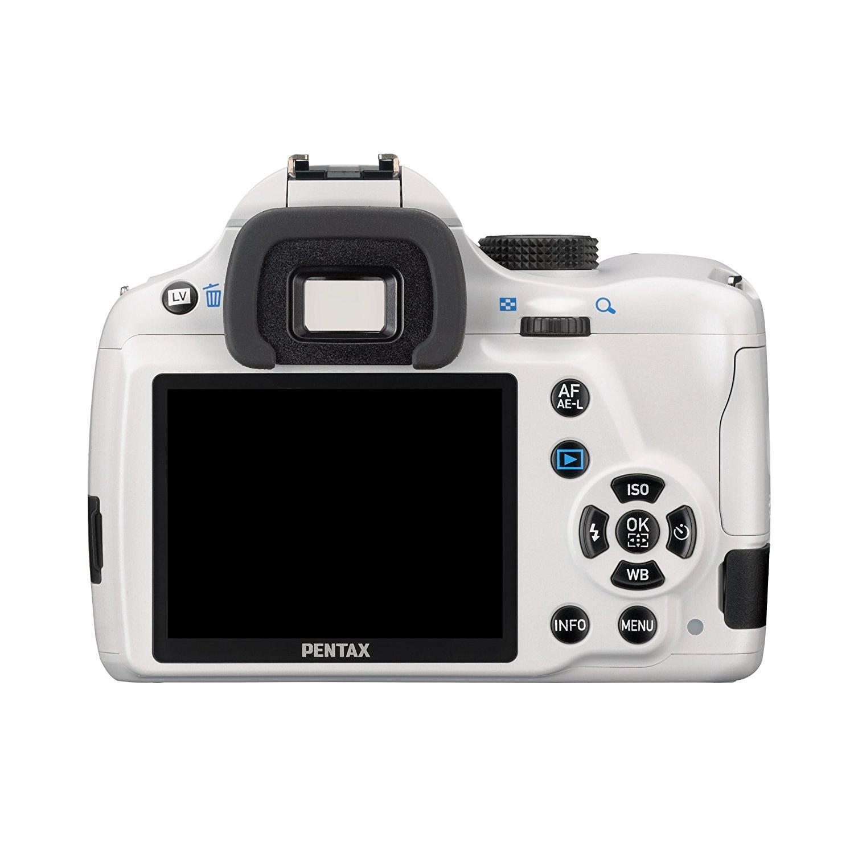 Reflex - Pentax K-50 Sin objetivo - Blanco