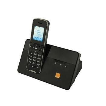 Teléfono Fijo Huawei F385 Orange Gama 250 - Negro