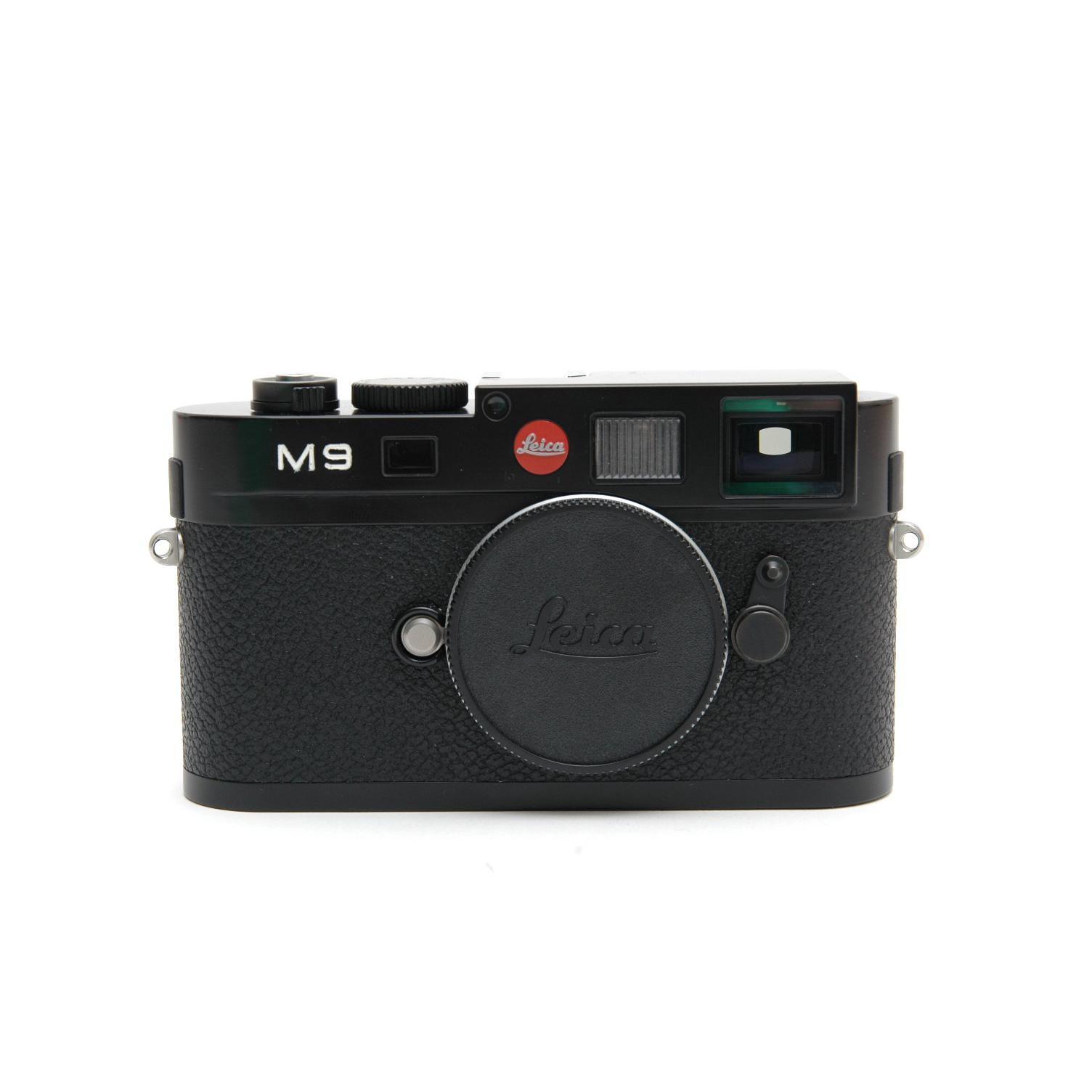 Leica M9 - Negro