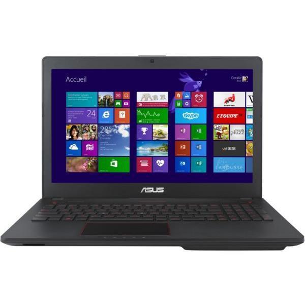 Asus ROG G56JK-DM106H -  2,8 GHz - HDD 750 Go - RAM 4 Go - AZERTY