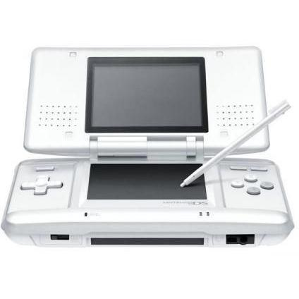 Nintendo DS - Blanche