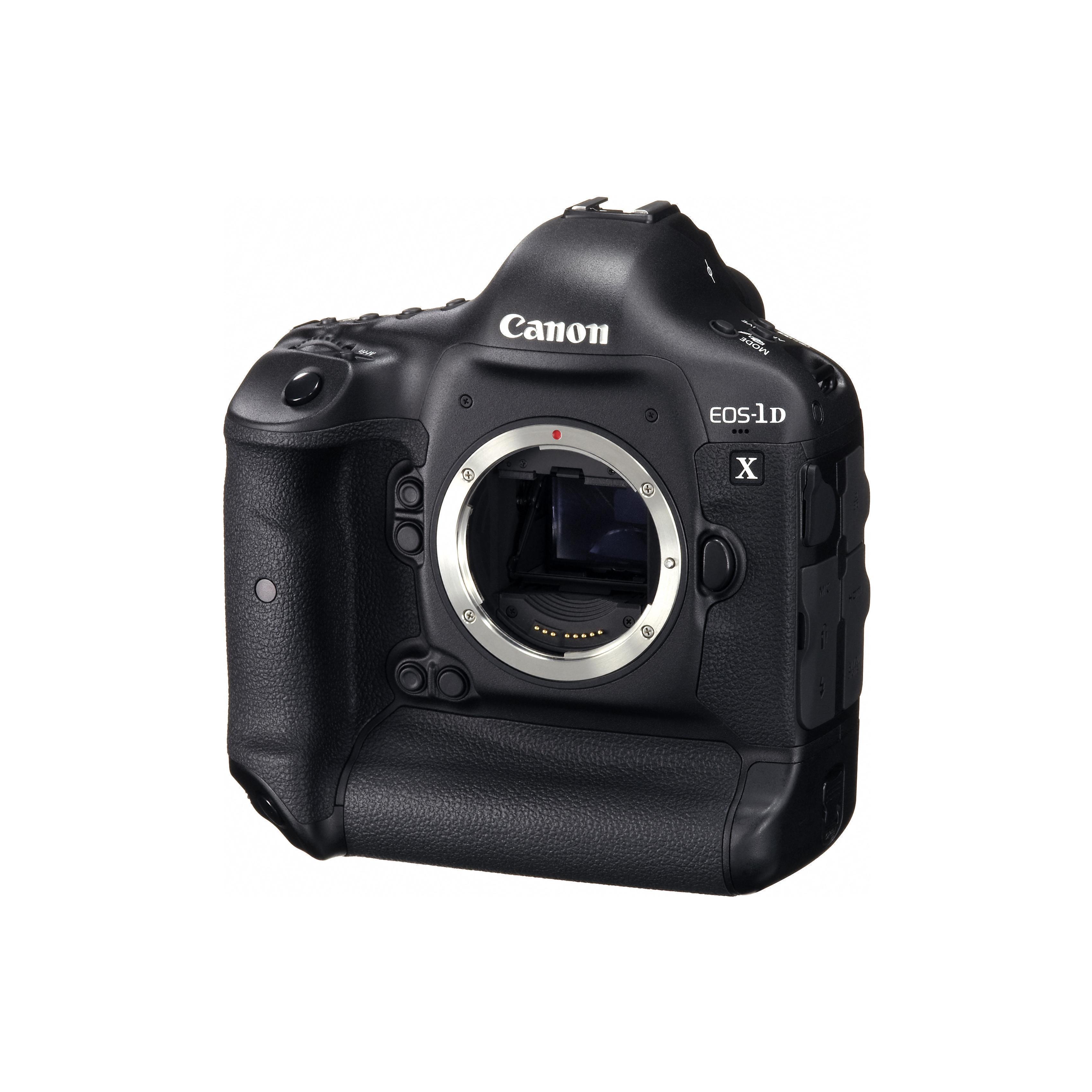 Reflex Canon EOS-1D X Vain Vartalo - Musta