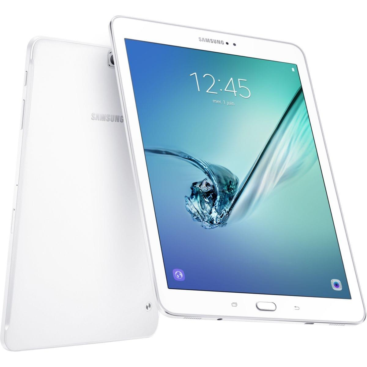 """Samsung Galaxy Tab S2 - 9,7"""" 32 Go - Wifi - Blanc"""