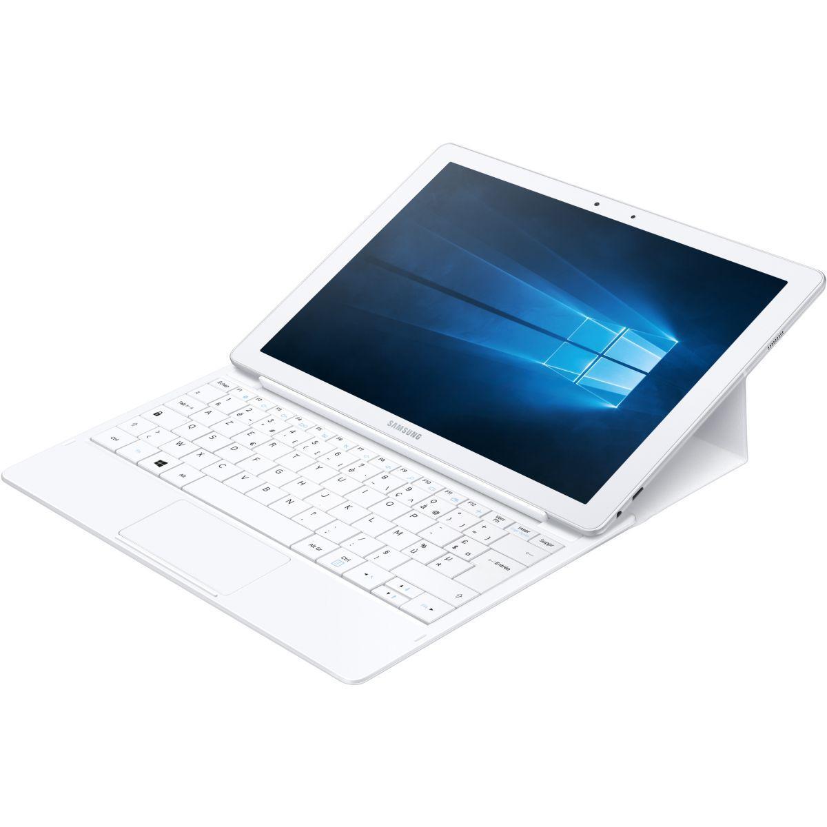 "Samsung Galaxy Tab Pro S 12"" Core m3 0,9 GHz - SSD 128 GB - 4GB Teclado francés"