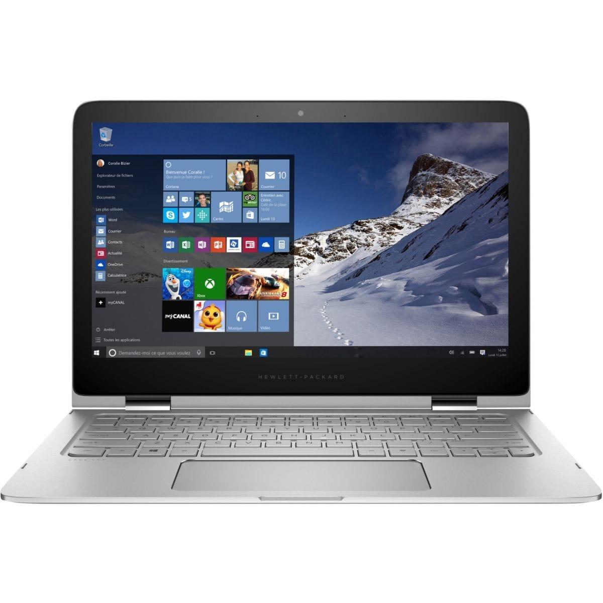 """HP Pavilion x360 13"""" Core i5 2,3 GHz - SSD 256 Go - 8 Go AZERTY - Français"""