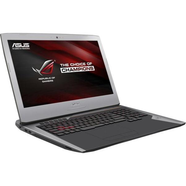 "Asus ROG G752VT 17,3"" Core i7-6700HQ 2,6 GHz  - SSD 128 Go + HDD 1.024 To - RAM 8 Go"