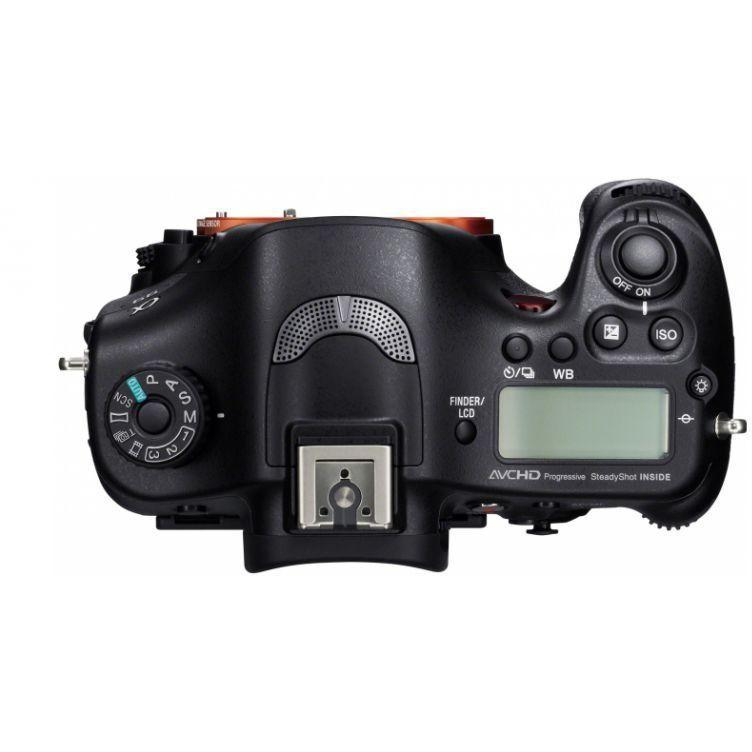 Reflex - Sony Alpha SLT-A99V Noir