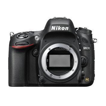 Nikon D600 - Sin objetivo