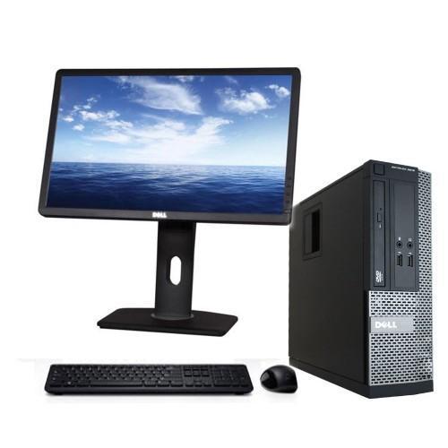 "Dell Optiplex 3010 21"" Pentium 2,9 GHz - HDD 250 Go - 4 Go AZERTY"