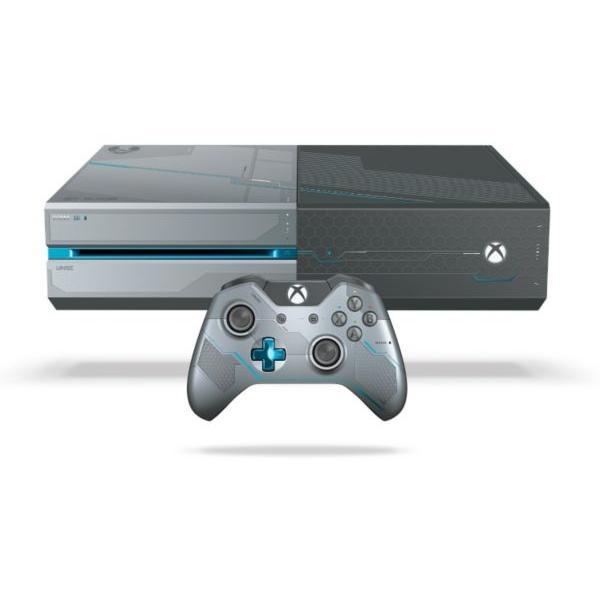 MICROSOFT Xbox One 1 To - Halo 5 Edition