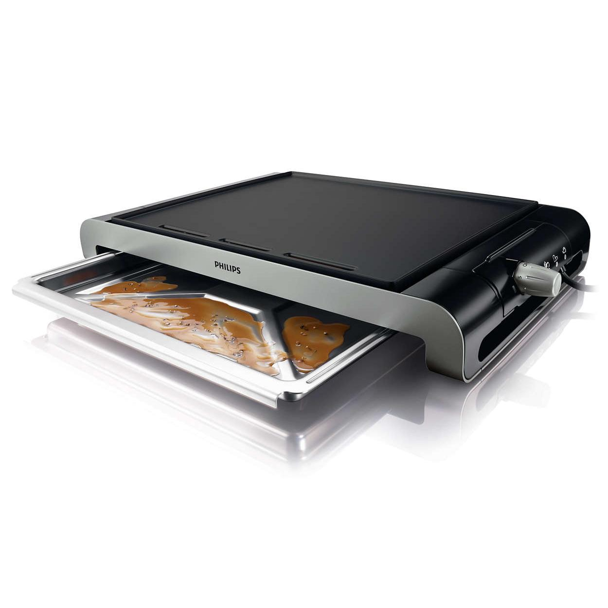 Plancha Philips HD4430/20 - 2300W