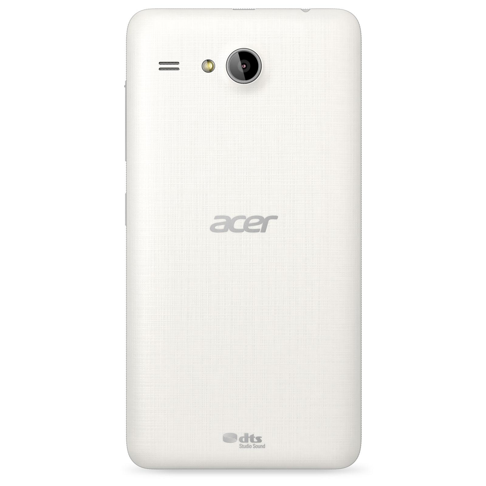 Acer Liquid Z520 8GB - Blanco - Libre
