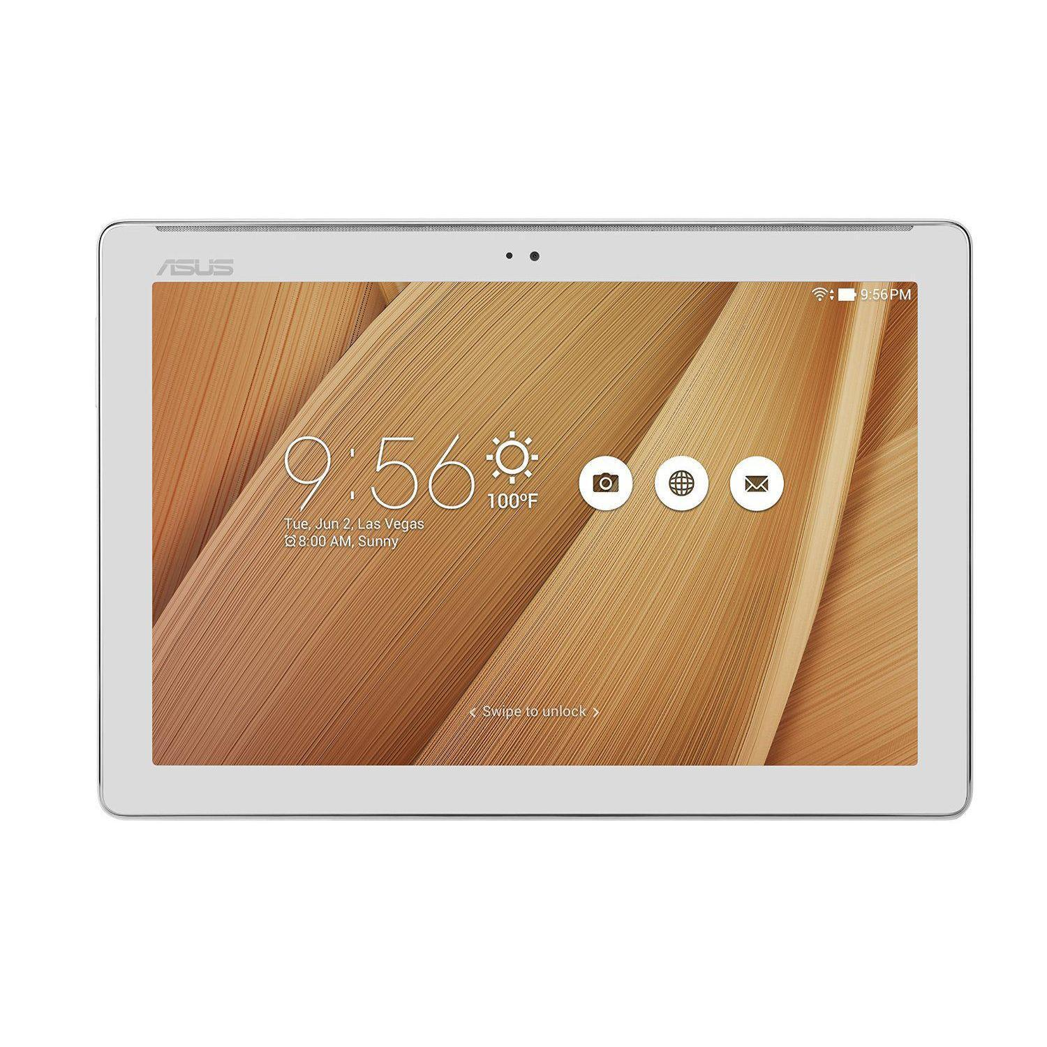 "Asus ZenPad - 10"" 16 GB - Wifi - Blanco"