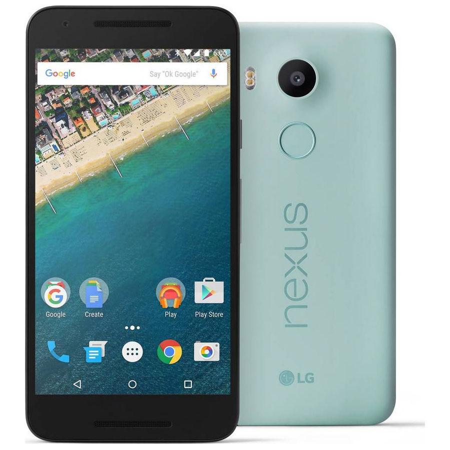LG Nexus 5X 16 GB - Azul - Libre