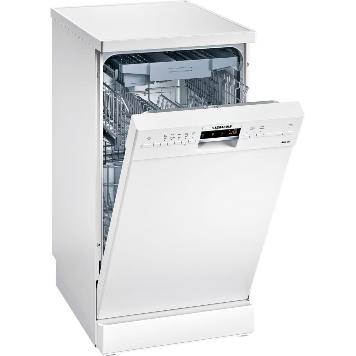 Lave-vaisselle 45cm Siemens SR25M284EU - 10 couverts