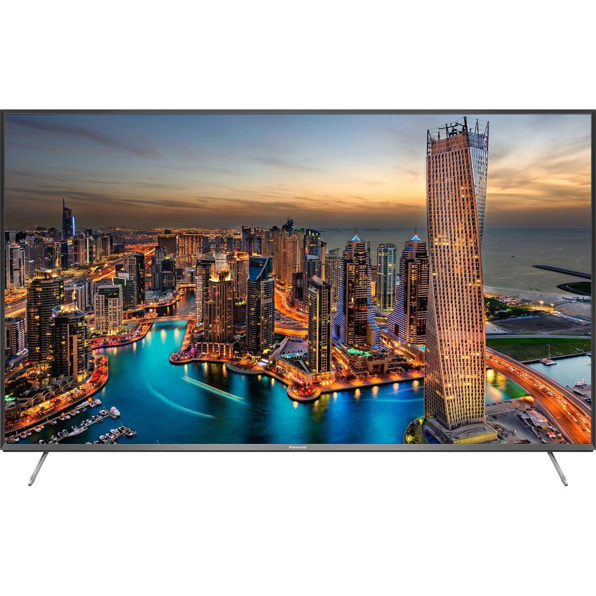 Smart TV LED 3D 4K Ultra HD 139 cm Panasonic TX-55CX700E