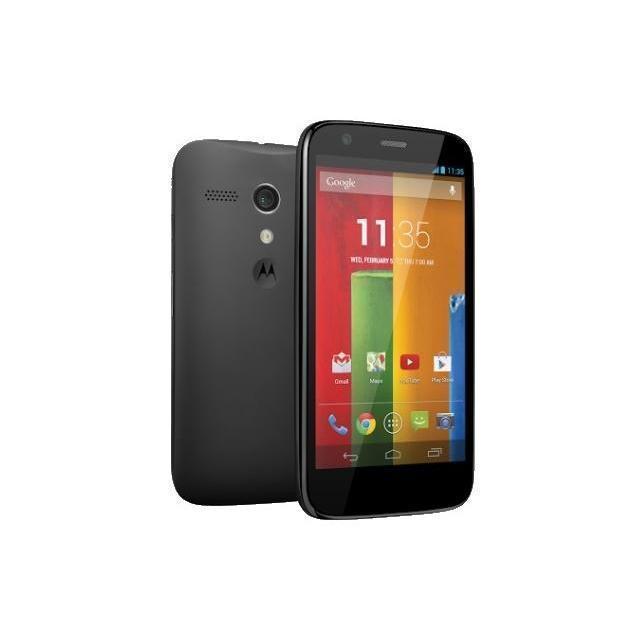 Motorola Moto G (1. Gen.) 8 Go - Noir - Débloqué