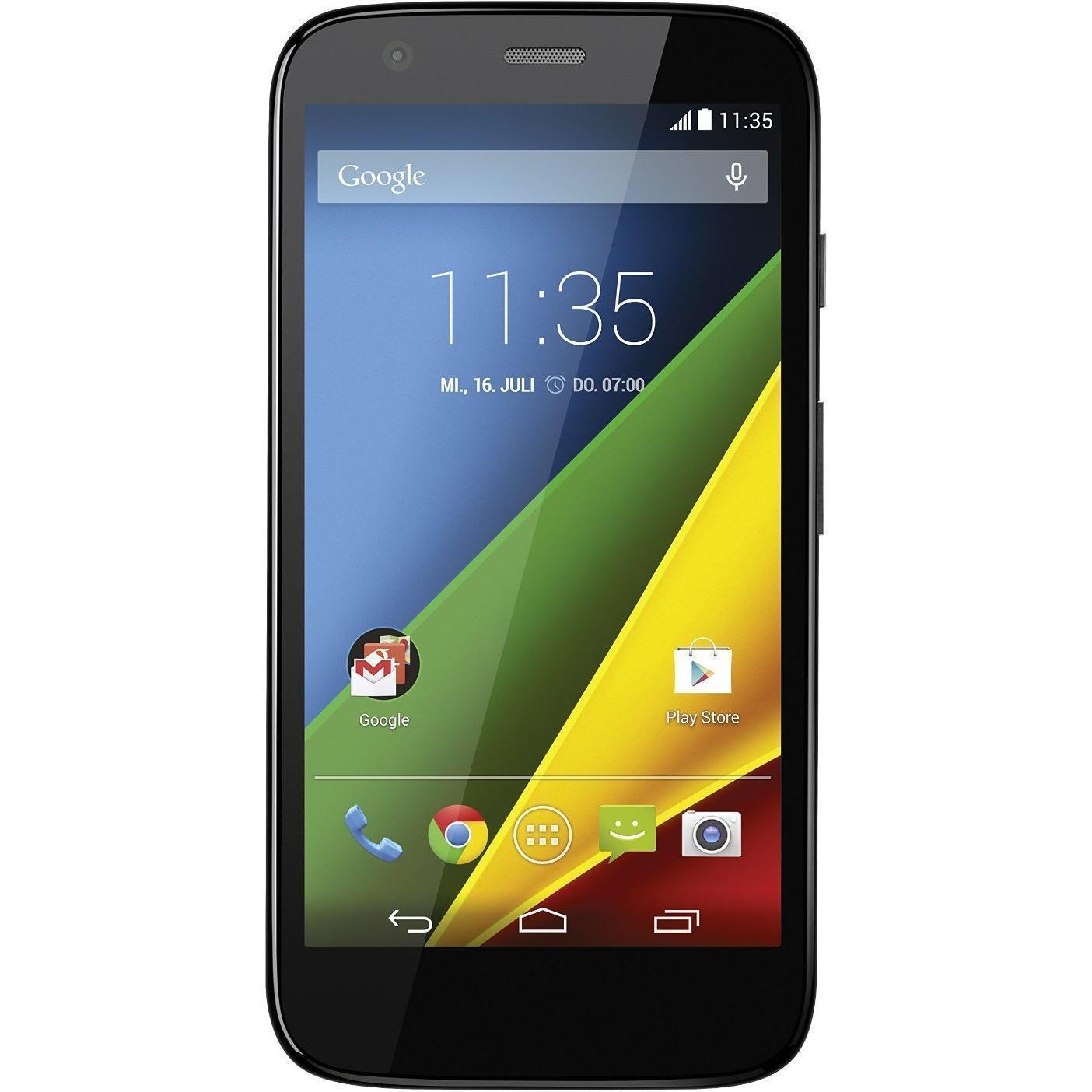 Motorola Moto G 4G (1. Gen.) 8 GB - Negro - Libre